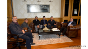 Bağcılar Belediye Başkanımızı Ziyaret Ettik