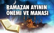 Ramazan Ayı (9. Ay) Bilgi